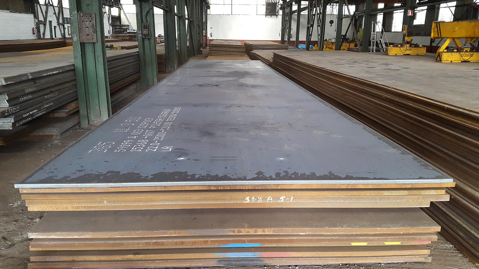 STRUCTURAL INDUSTRIAL SHEETING
