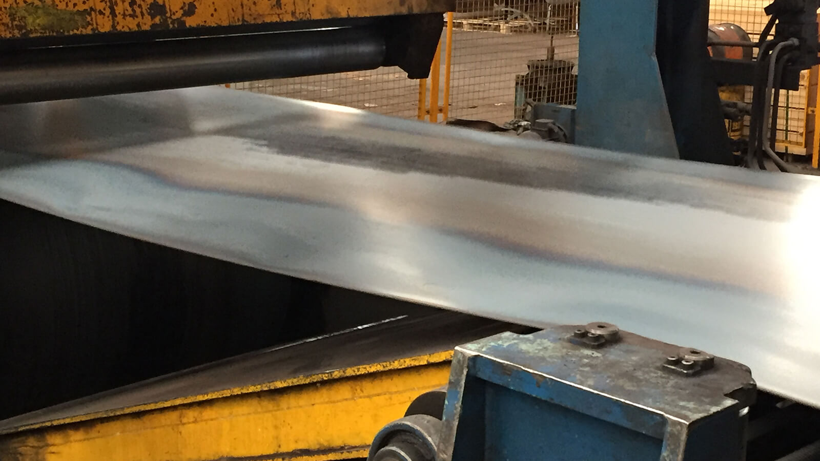 HOT-ROLLED STEEL AND COILS