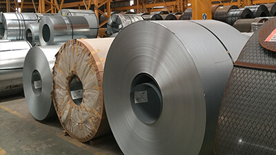GALVANIZED SHEETS AND COILS