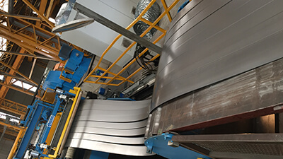 COLD-ROLLED SHEETS AND COILS